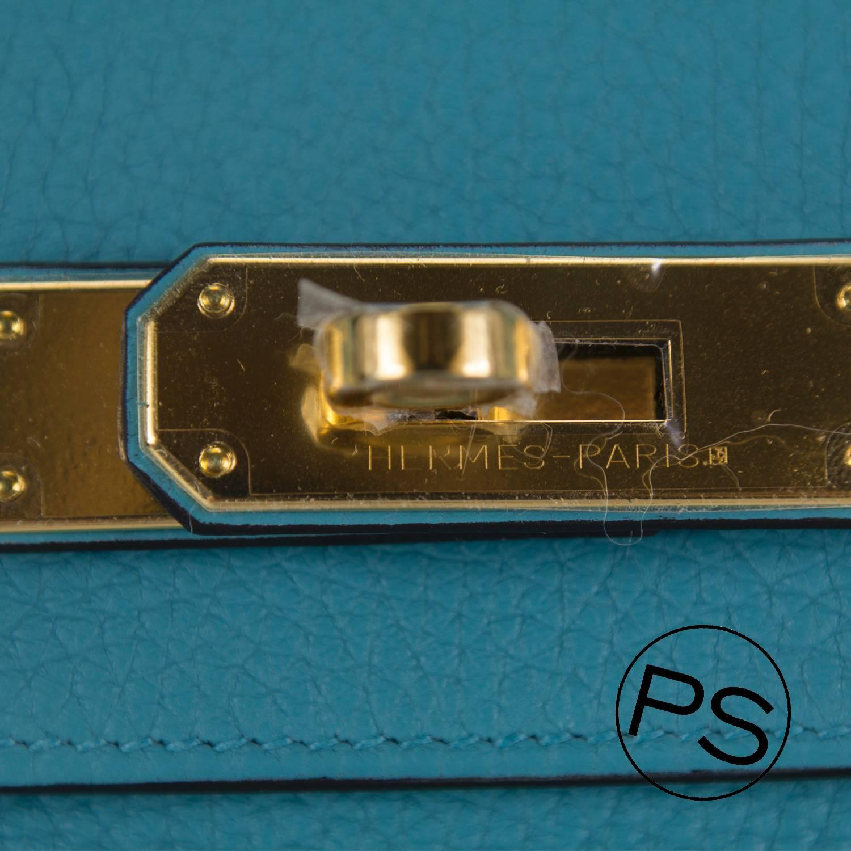 Hermes Handbag Birkin 30 Togo Craie Gold Hardware 2015