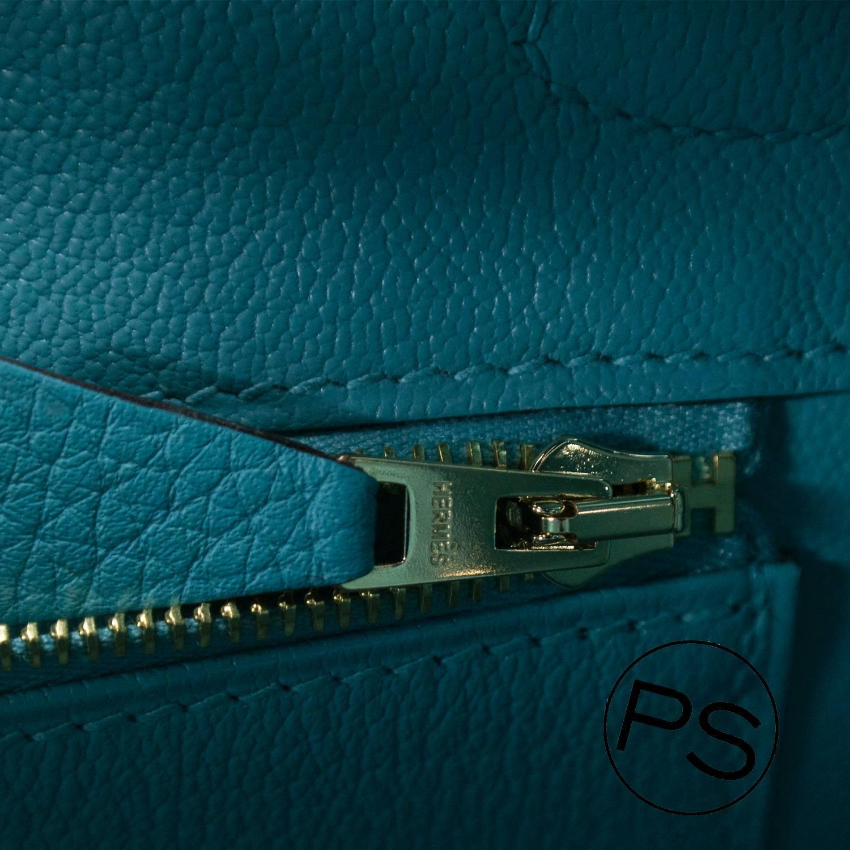 faux hermes bags - Hermes Handbag Birkin 30 Taurillion Blue Gold Hardware 2015. For ...