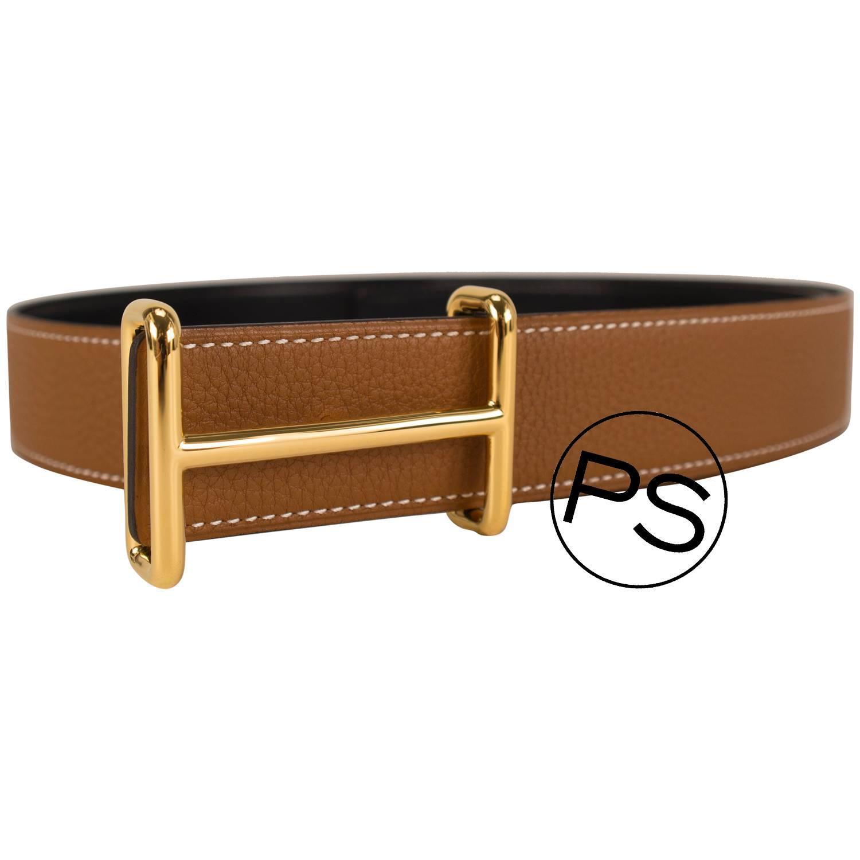 brighton purses knockoffs - hermes black x beige leather x gold tone constance 42mm belt size ...