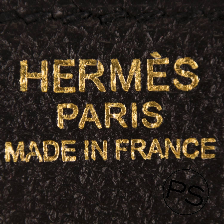 white hermes bag - hermes citizen twill black/lead grey wallets