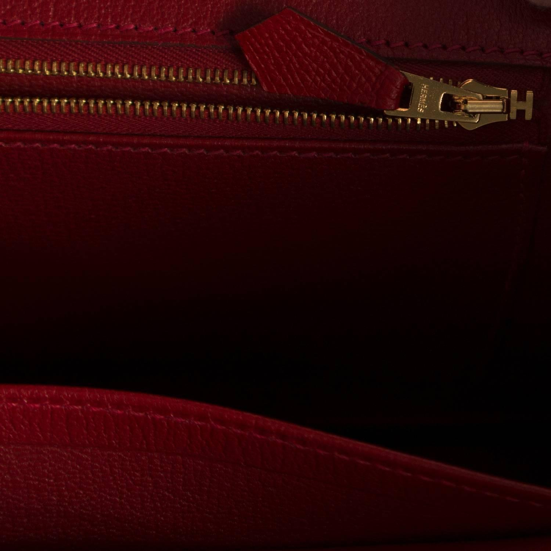 hermes birkin replica reviews - Hermes Capucine Swift Mini Kelly Pochette