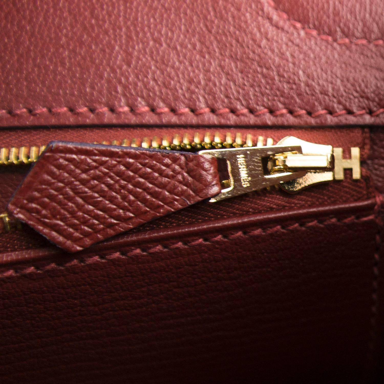 replica birkin handbags - Hermes Handbag Birkin 30 Epsom Red H Gold Hardware 2016. at 1stdibs