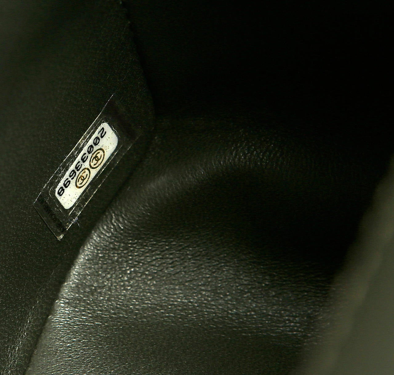 Chanel Jumbo Classic Metallic Python- Double Flap 9
