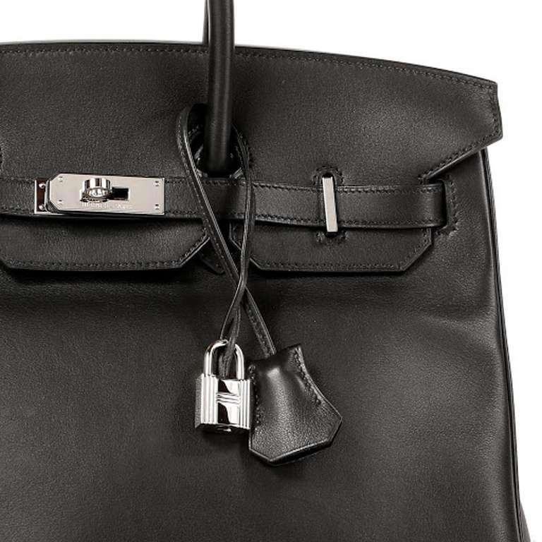 Black Hermes Birkin Bag Birkin Bag Image 3 Hermes