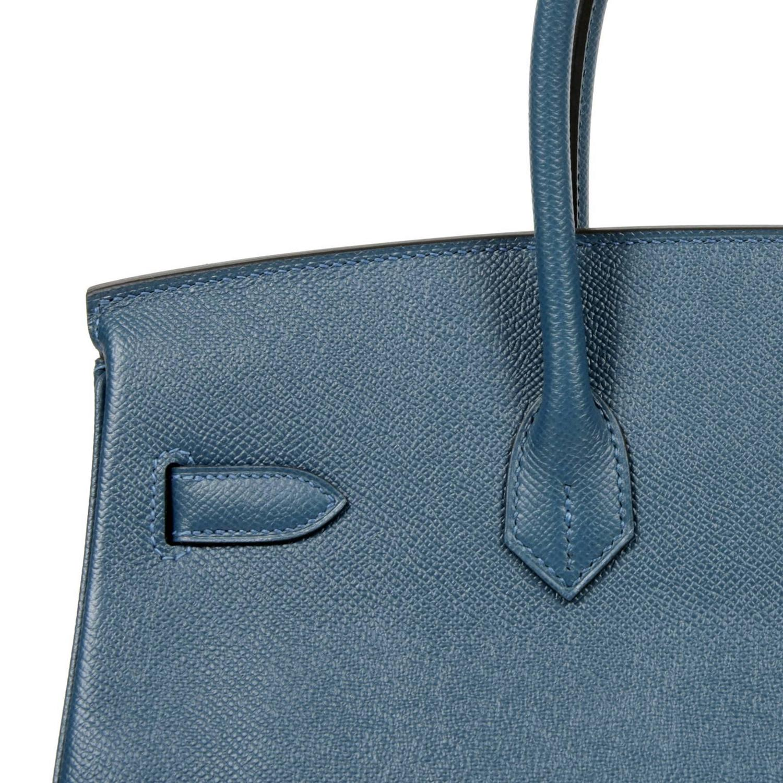hermes birkin sale - hermes birkin 25 togo blue paradis palladium hardware, herme bags