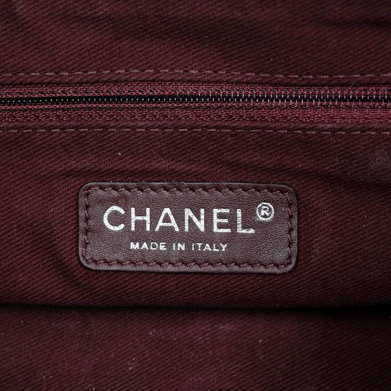 Chanel Black Tweed Runway Rolled Backpack- TWO BAGS 8
