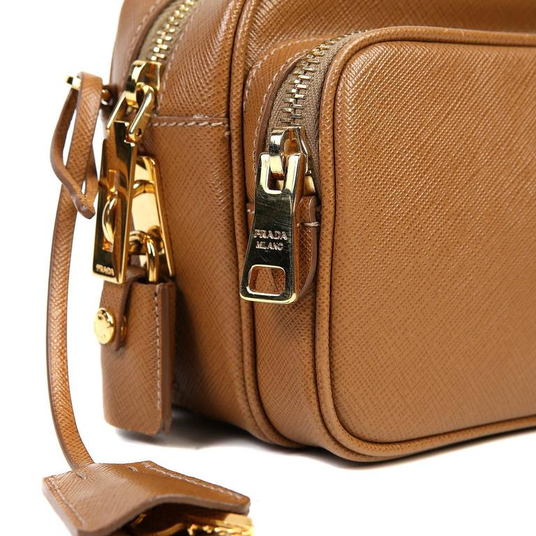 46a7c64cfbe52e Prada Small Leather Crossbody Bag | Stanford Center for Opportunity ...