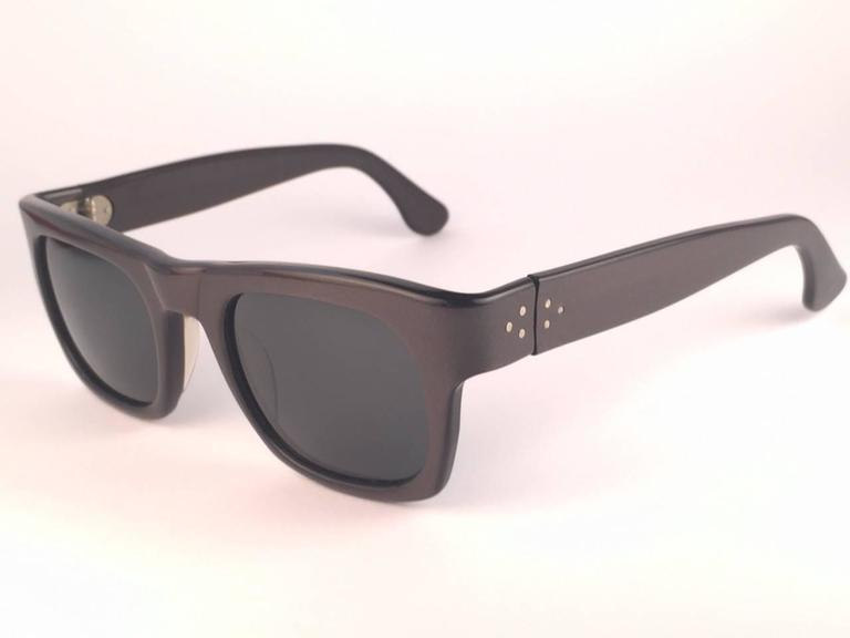 be799e476d ... promo code for new collectors item 1960s vintage ray ban plainsman  space grey with g15 grey