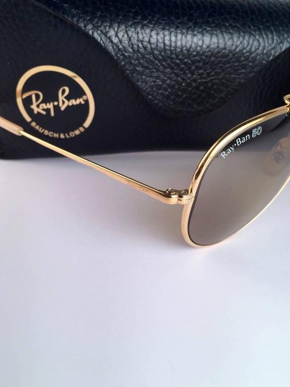 New Ray Ban The General 50 Collectors Item George Michael