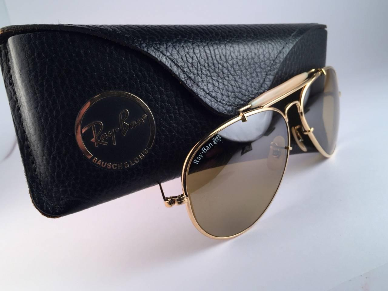 e5513c2a New Ray Ban The General 50 Collectors Item George Michael Faith Tour 58Mm  USA