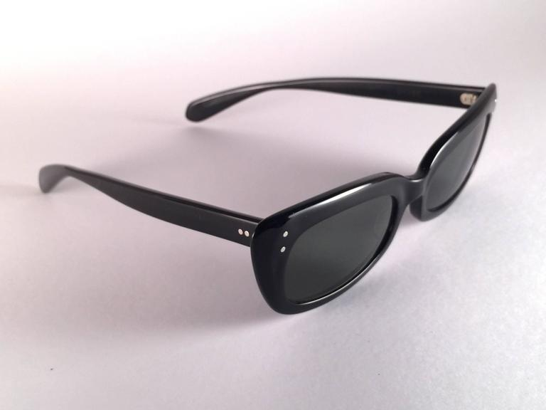 2470fa7931c New Vintage Ray Ban Chase 1960  39 s Mid Century G15 Lenses USA Sunglasses