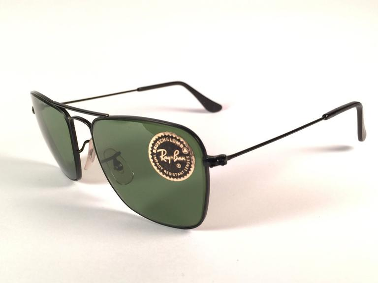 8f6aa38b09e Ray Ban B l Vintage Glasses Caravan