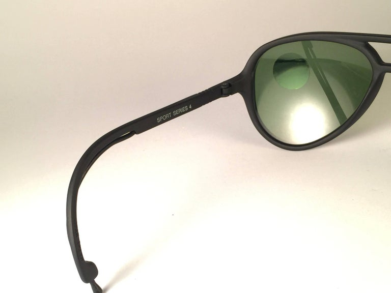 New Vine Ray Ban Sport 4 Rb3 Green Lenses 1980 S B L f256b6f97d32