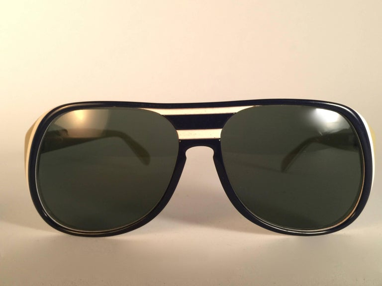 Mint Vintage Ray Ban B&L Timberline Sport Lenses Sunglasses US In Excellent Condition For Sale In Amsterdam, Noord Holland