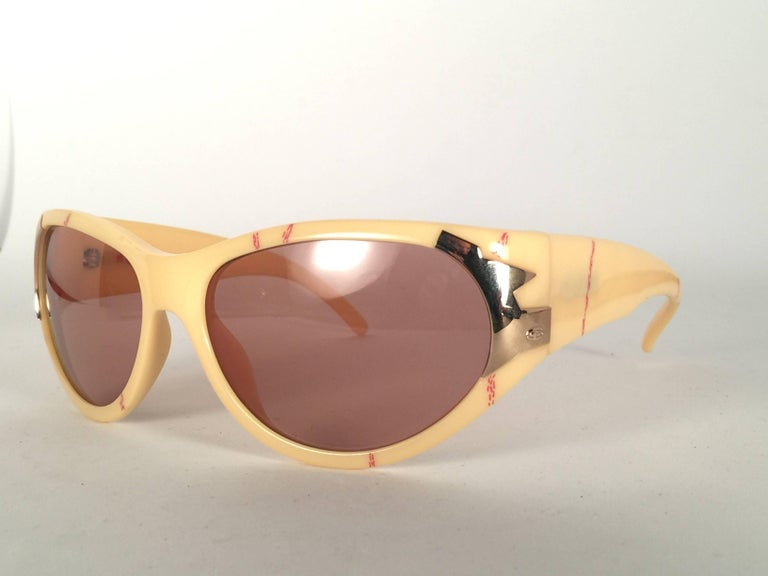 New Vintage Christian Dior 2346 Optyl 1980's Sunglasses Germany In New Condition For Sale In Amsterdam, Noord Holland