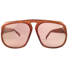 New Vintage Christian Dior Monsieur 2023 10 Oversized Optyl 1970 Sunglasses