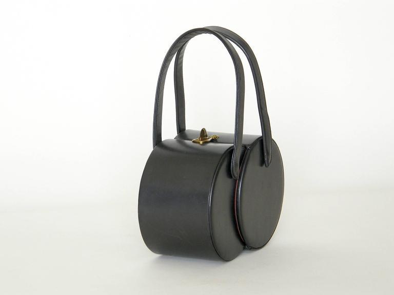 Double Cylinders Handbag 2