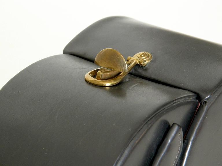 Double Cylinders Handbag 6