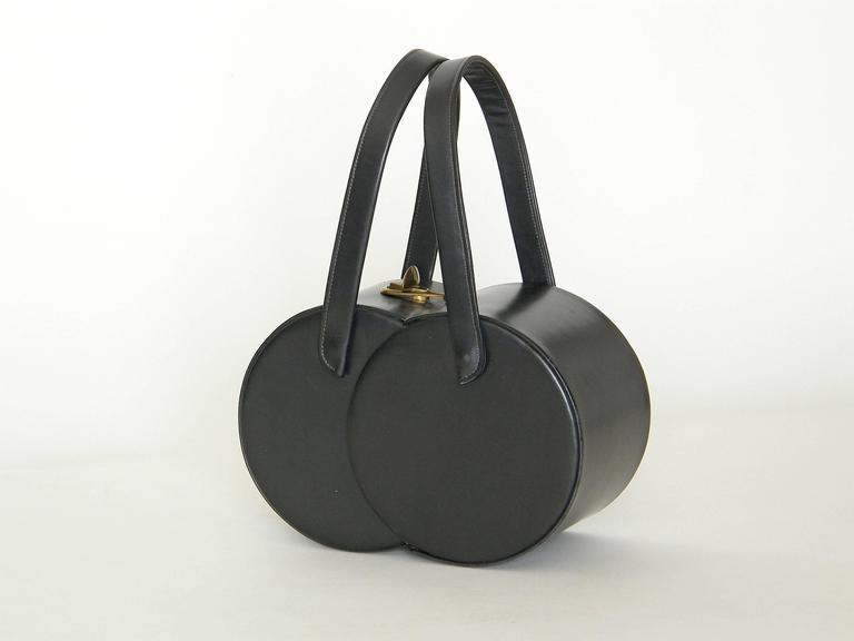 Double Cylinders Handbag 4
