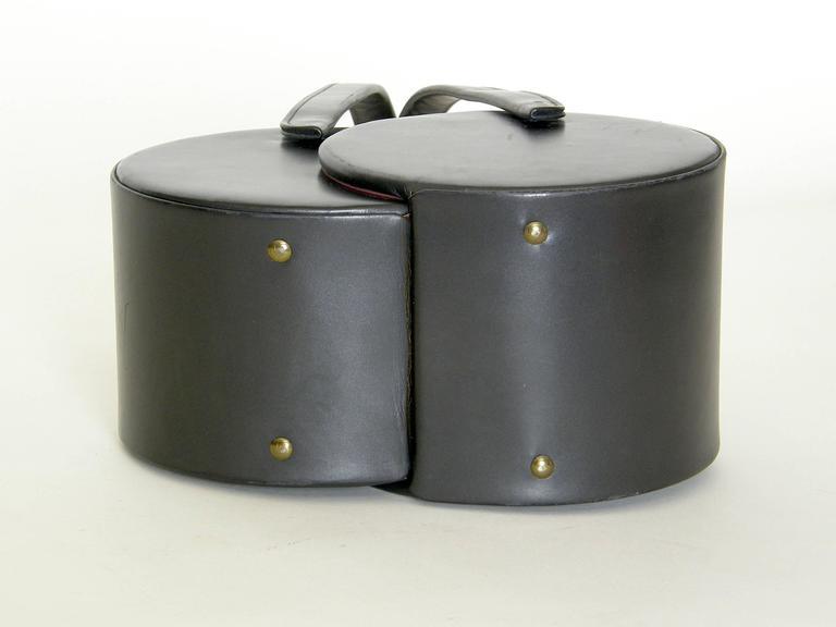 Double Cylinders Handbag 9