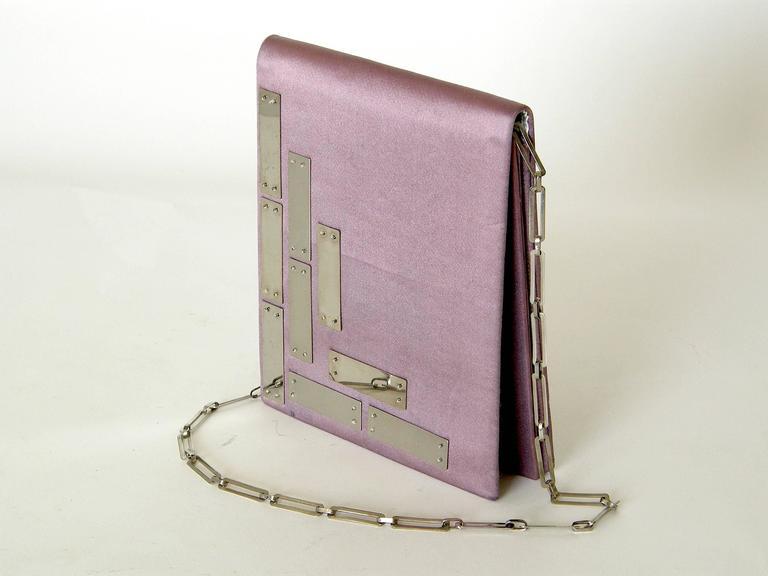 Pierre Cardin Futuristic Shoulder Bag 2
