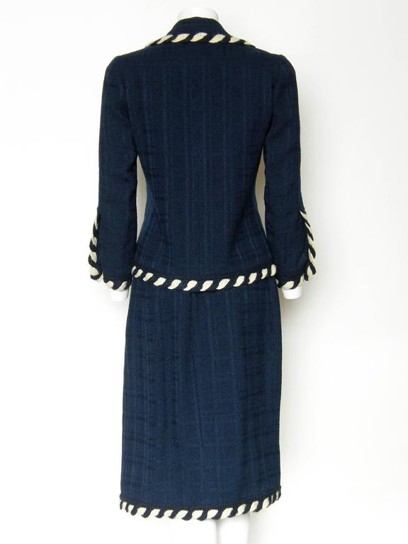 1960s chanel haute couture suit for sale at 1stdibs for 1960 s haute couture