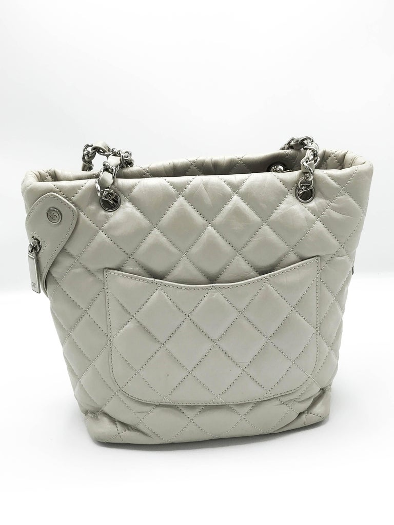 a20461314eef80 Chanel Quilted Cloth Bags | Casper's & Runyon's Shamrocks | Nook