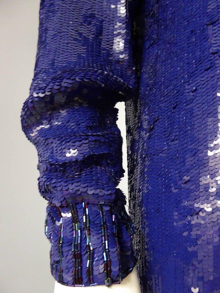 Women's Yves Saint Laurent Rive Gauche Sweater Dress For Sale