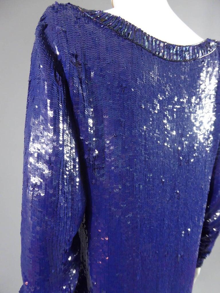 Yves Saint Laurent Rive Gauche Sweater Dress For Sale 1