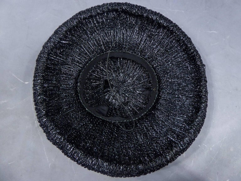 Dior Bar Suit Hat, Circa 1947 For Sale 5