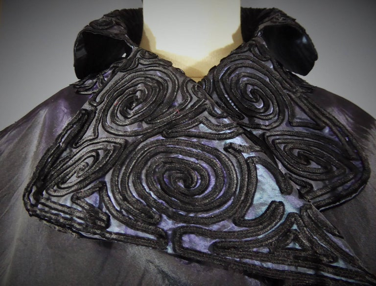 evening mantle jacques doucet haute couture circa 1900 for. Black Bedroom Furniture Sets. Home Design Ideas