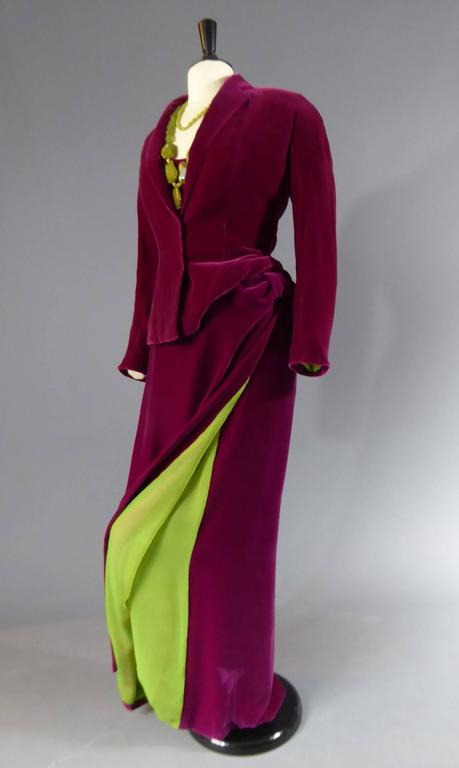Women's Jean-Paul Gaultier Haute Couture Belonging To Catherine Deneuve, 2004 For Sale
