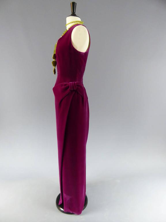 Jean-Paul Gaultier Haute Couture Belonging To Catherine Deneuve, 2004 For Sale 1