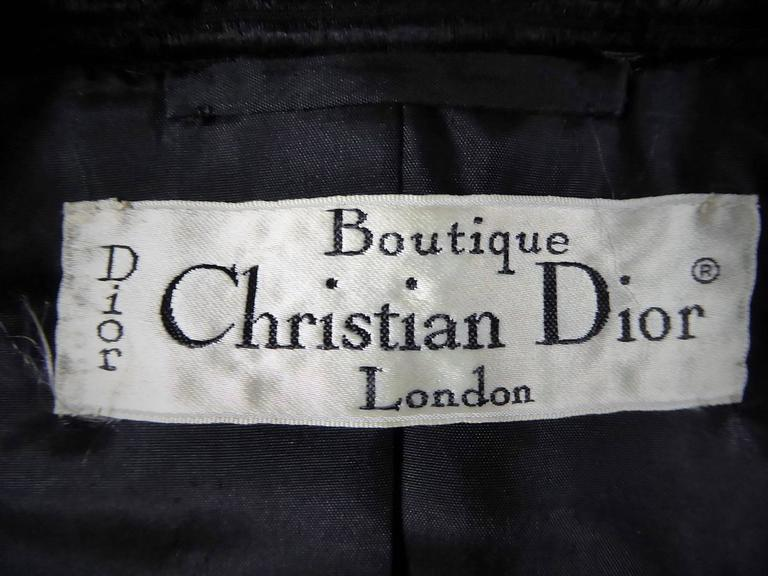 Christian Dior London Kostüm, circa 1962 10