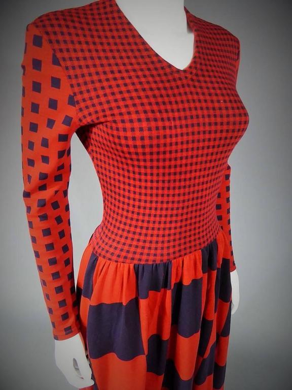 Rudi Gernreich Couture-Kleid 2