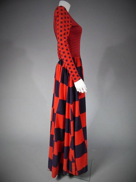 Rudi Gernreich Couture-Kleid 3