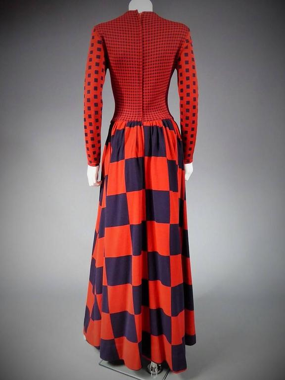 Rudi Gernreich Couture-Kleid 4