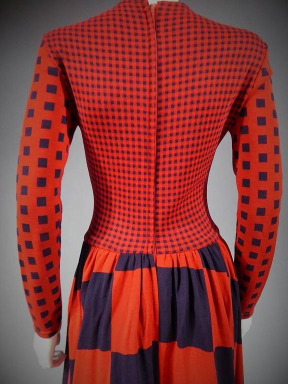 Rudi Gernreich Couture-Kleid 5
