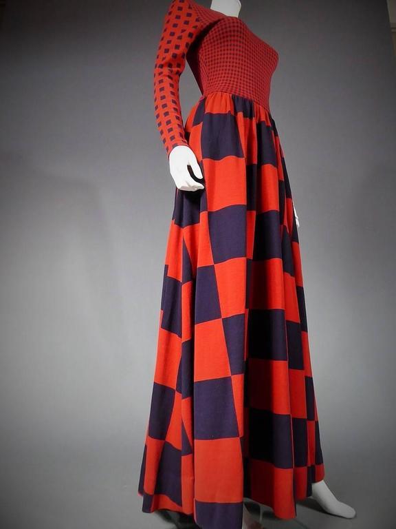 Rudi Gernreich Couture-Kleid 6