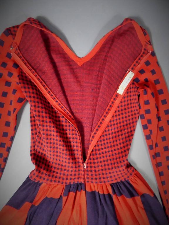 Rudi Gernreich Couture-Kleid 7