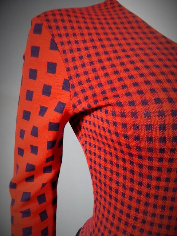 Rudi Gernreich Couture-Kleid 9