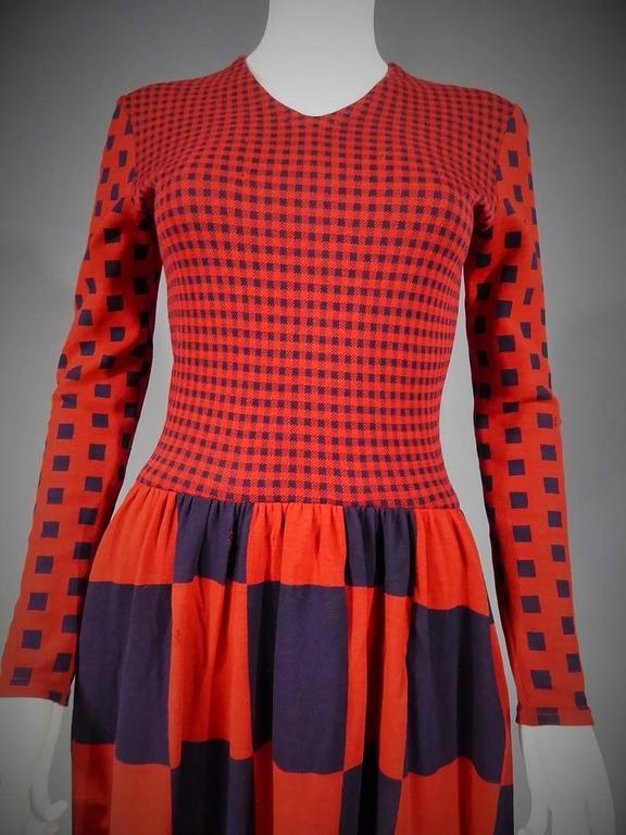 Rudi Gernreich Couture-Kleid 10
