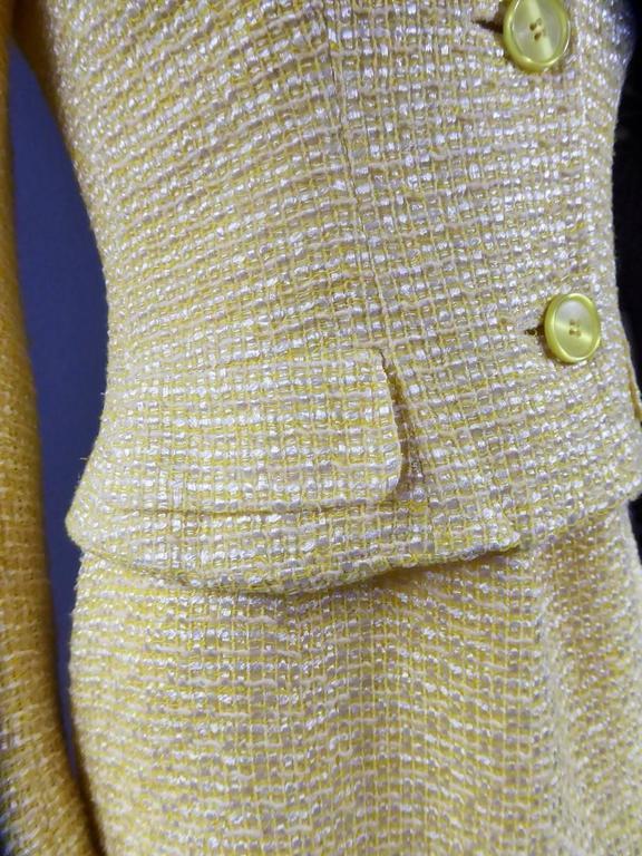 Versace Suit Skirt 4