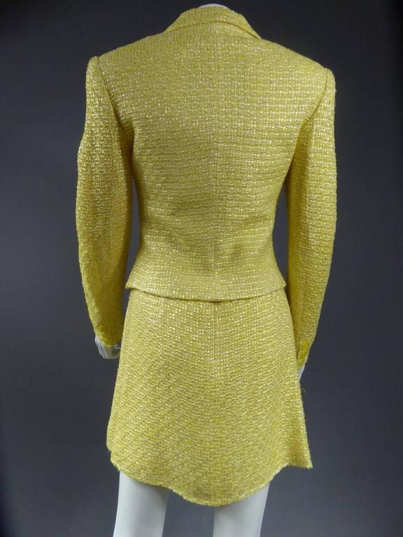Versace Suit Skirt 5