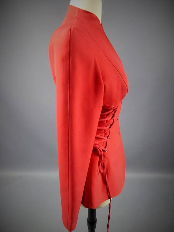 Thierry Mugler Jacket For Sale 3