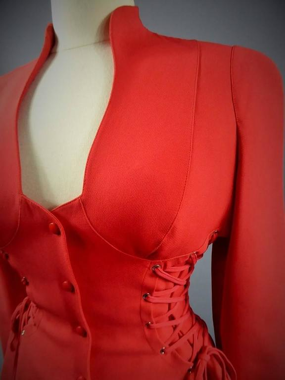 Thierry Mugler Jacket For Sale 4