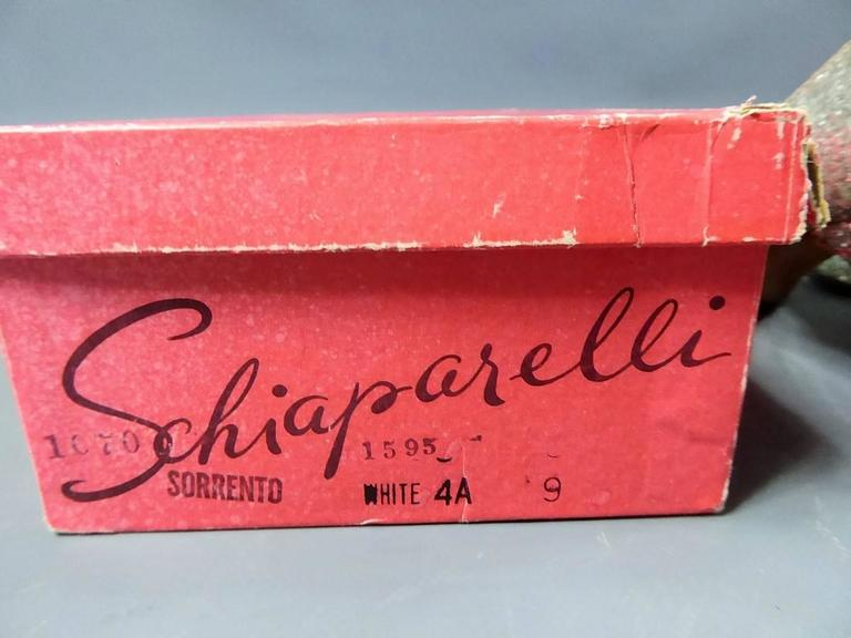 Elsa Schiapparelli Shoes 7