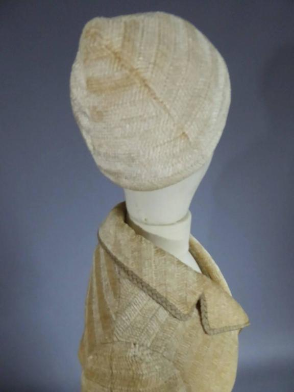 Chanel Haute Couture Suit, Circa 1970 For Sale 5