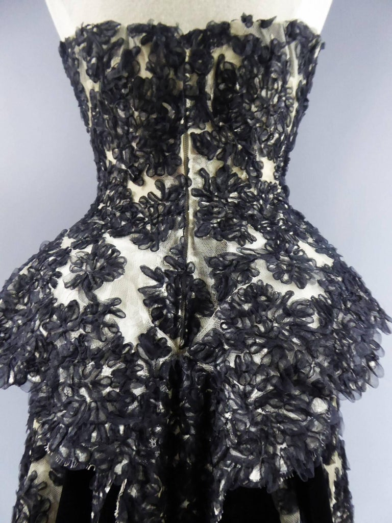 Carven Haute Couture Dress, Circa 1960 10
