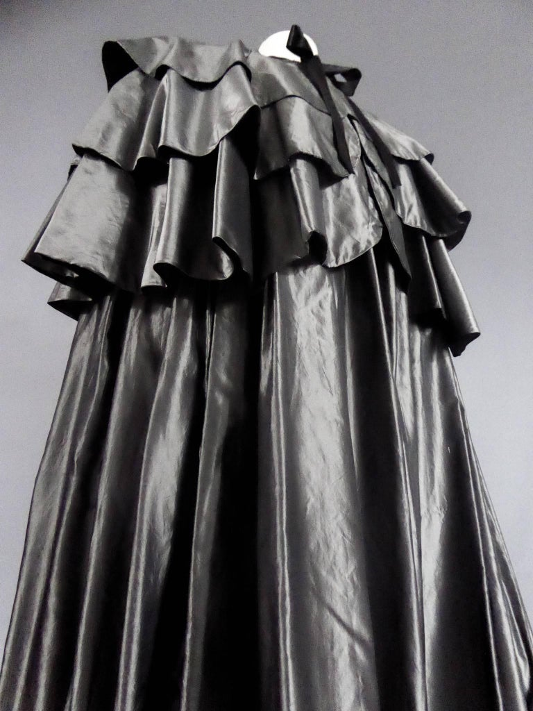 Christian Dior Haute Couture Cape Number 15592 For Sale 1